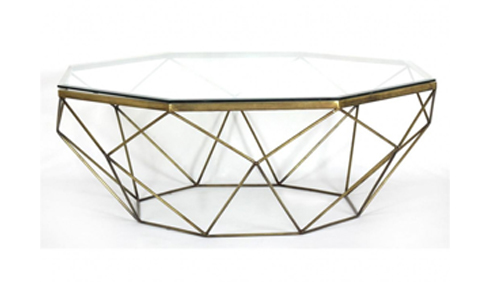 bàn tròn inox si vàng 4