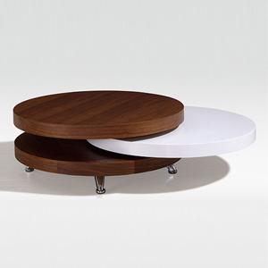 bàn inox mặt gỗ 3
