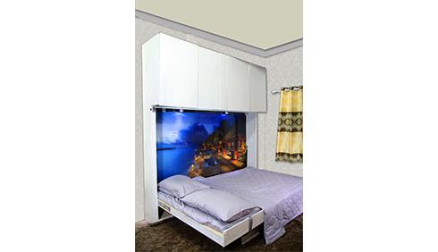 Giường xếp gọn tương lai