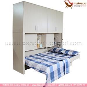 Giường gấp gọn tương Lai V2