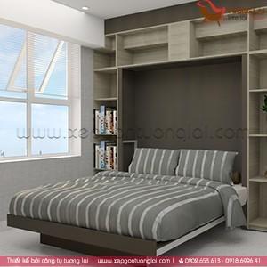 Giường ngủ thông minh V14