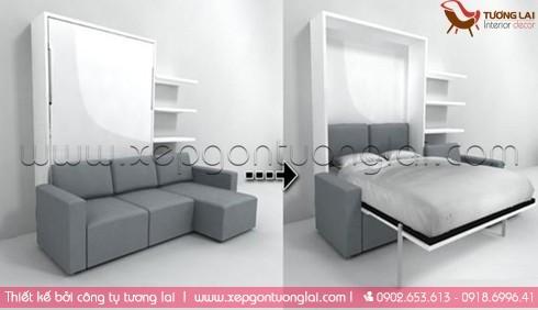 Sofa giường ngủ thộng minh v2