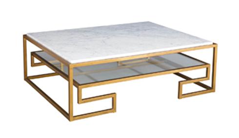 bàn tròn inox si vàng 2
